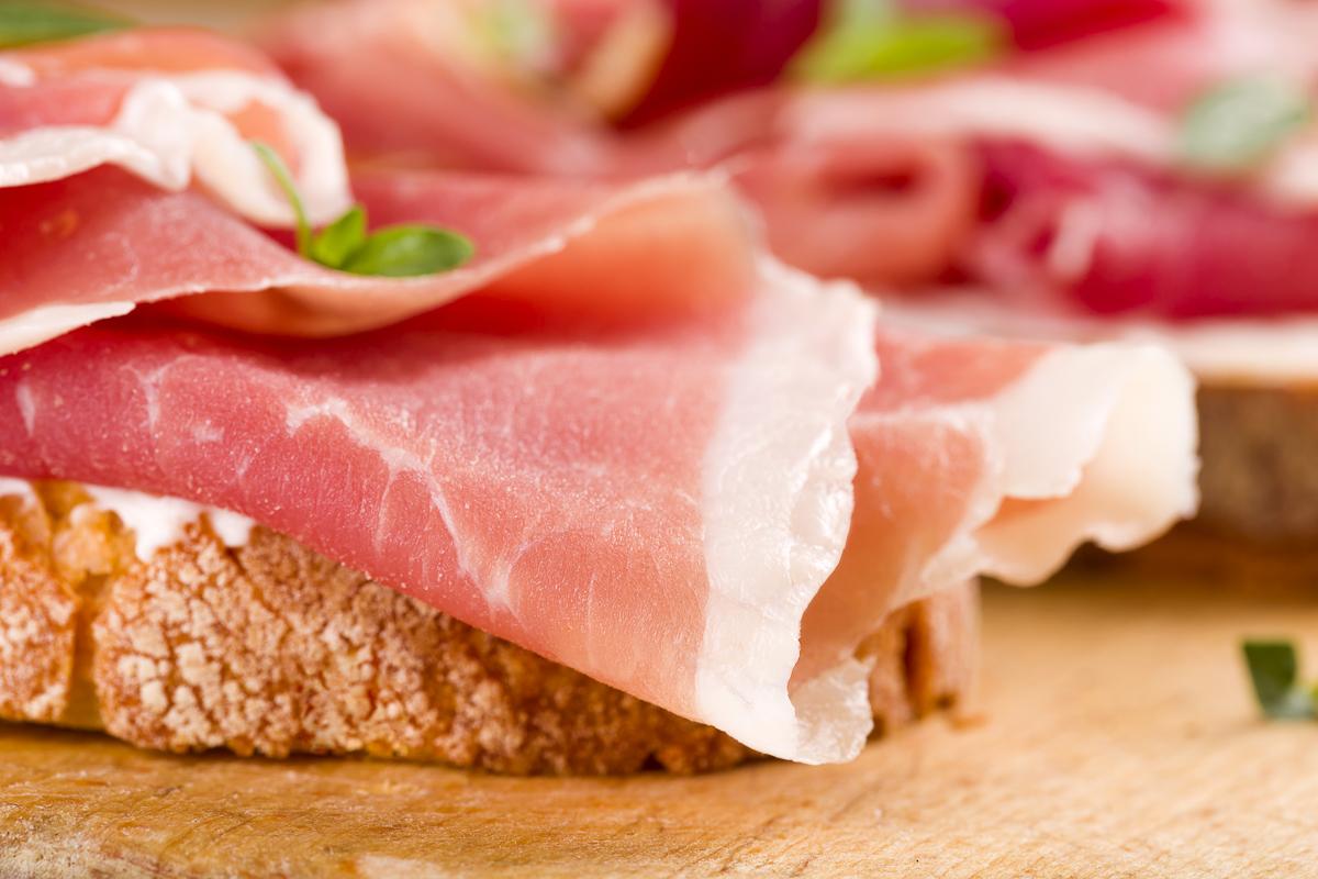 industria alimentare apulia - salumificio italiano - prosciutto crudo