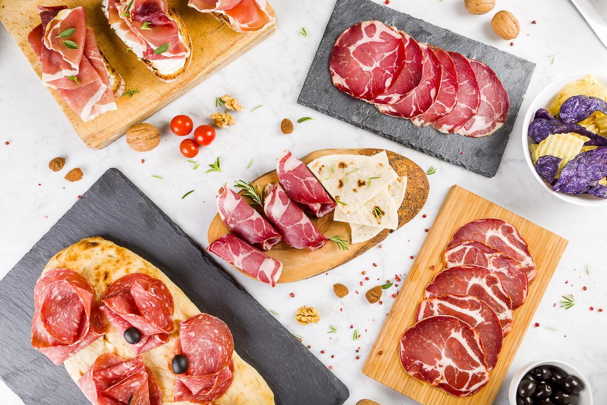 industria alimentare apulia - salumificio italiano