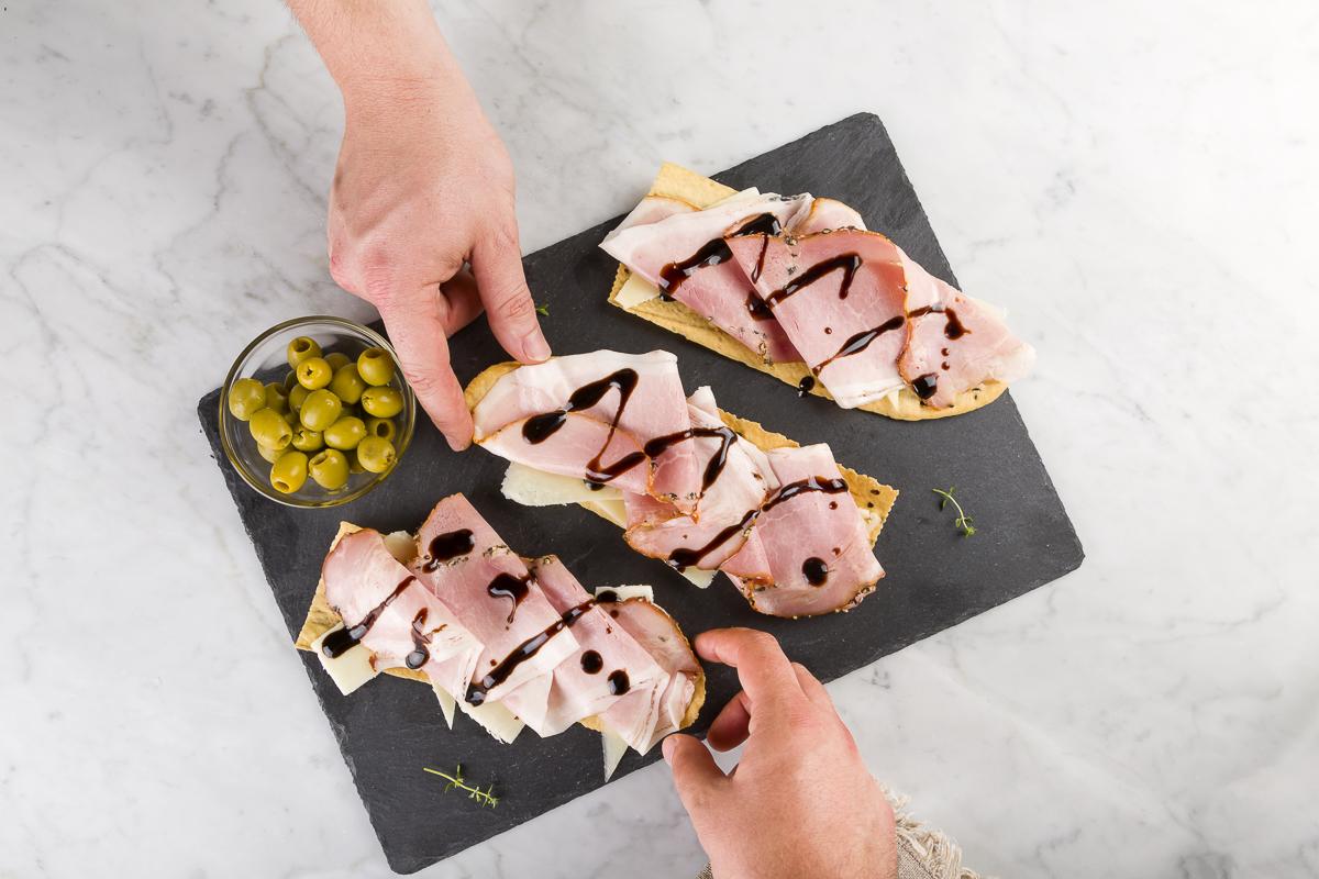 industria alimentare apulia - salumificio italiano - prosciutto cotto alta qualità